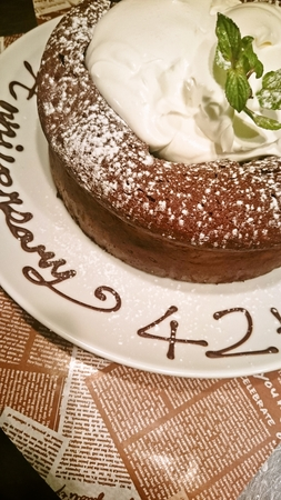 ガトーケーキ42